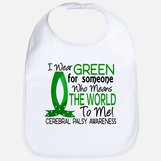 Means World to Me 1 Cerebral Palsy Bib