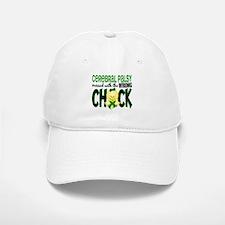 Messed With Wrong Chick 1 Cerebral Palsy Baseball Baseball Cap