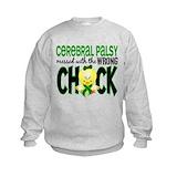 Cerebral palsy Crew Neck