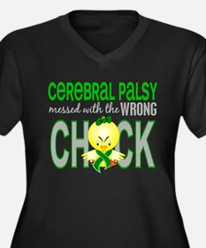 Messed With Wrong Chick 1 Cerebral Palsy Women's P