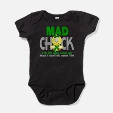 Mad Chick 1 Cerebral Palsy Baby Bodysuit
