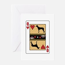 Queen PIO Greeting Cards (Pk of 10)