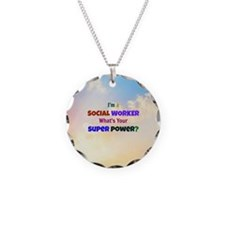I'm a Social Worker. What's  Necklace
