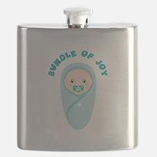 Bundle of Joy Flask