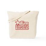 I'm Kind of a Rockstar Tote Bag