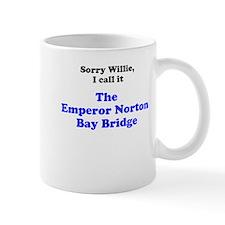 Sorry Willie, I call it... Mugs