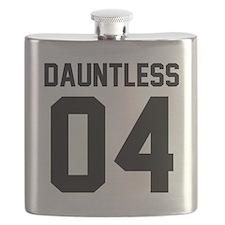 Dauntless Tshirt Flask