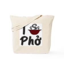 I Eat Pho Tote Bag