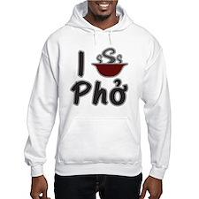 I Eat Pho Hoodie