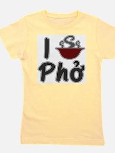 I Eat Pho Girl's Tee