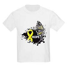 Hope Endometriosis Butterfly T-Shirt