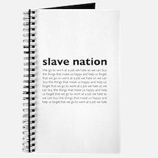 Slave Nation Journal