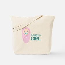Daddys Girl Tote Bag