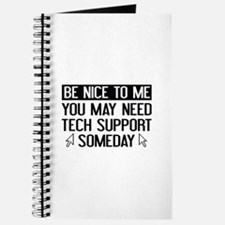 Be Nice To Me Journal