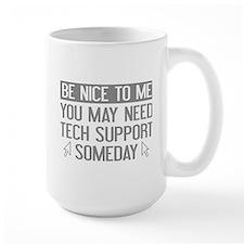 Be Nice To Me Mug