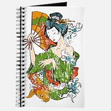 Japanese Geisha - bananaharvest Journal