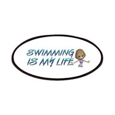 Swim Life Patches