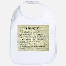 February 14th Bib