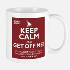 Keep Calm - red Mugs