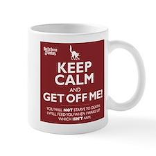 Keep Calm - red Mugs