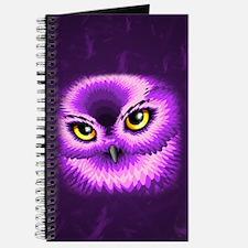 Pink Owl Eyes Journal