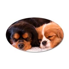 Sleeping Buddies Wall Decal