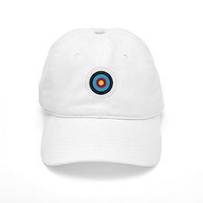 Archery Target Baseball Baseball Cap