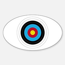 Archery Target Decal