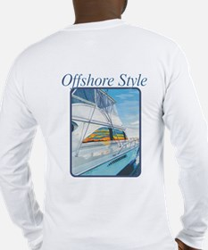 Offshore Style Long Sleeve T-Shirt