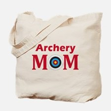 Archery Mom Tote Bag
