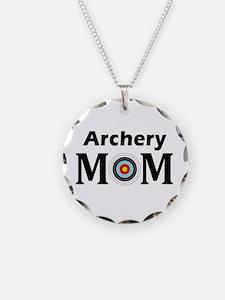 Archery Mom Necklace