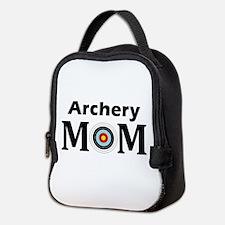 Archery Mom Neoprene Neoprene Lunch Bag