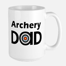 Archery Dad Mugs