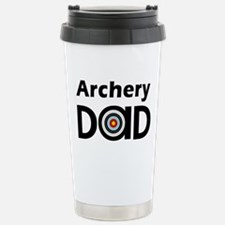 Archery Dad Travel Mug
