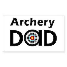 Archery Dad Decal