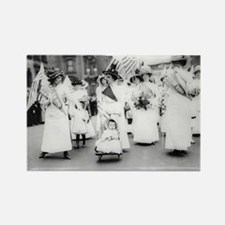 Suffragettes Magnets