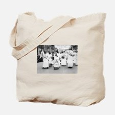 Suffragettes Tote Bag