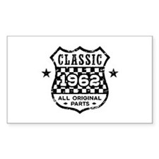 Classic 1962 Decal