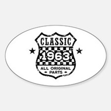 Classic 1963 Decal