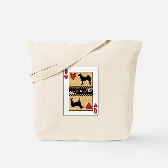 Queen Norrbottenspets Tote Bag