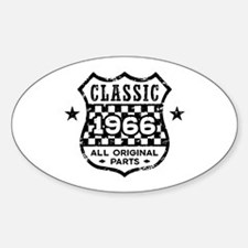 Classic 1966 Decal