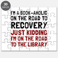 Bookaholic Puzzle