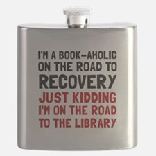 Bookaholic Flask