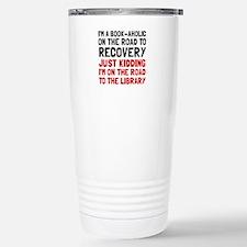 Bookaholic Travel Mug