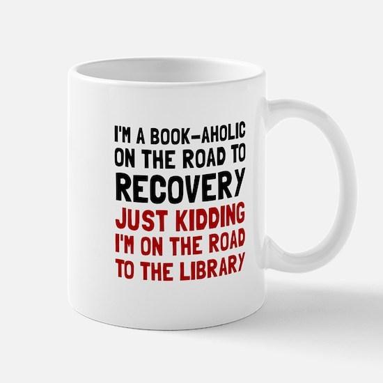 Bookaholic Mugs
