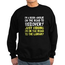 Bookaholic Sweatshirt