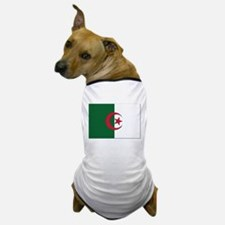Flag of Algeria Dog T-Shirt
