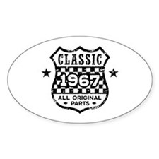 Classic 1967 Decal