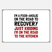 Foodaholic Banner