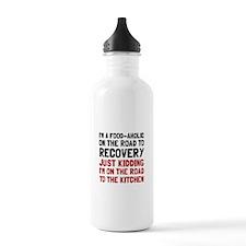 Foodaholic Water Bottle